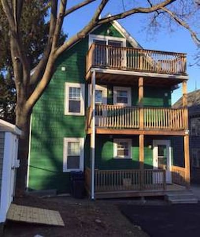 Brighton, MA Guesthouse for rent, Unit 2 (2nd Fl)