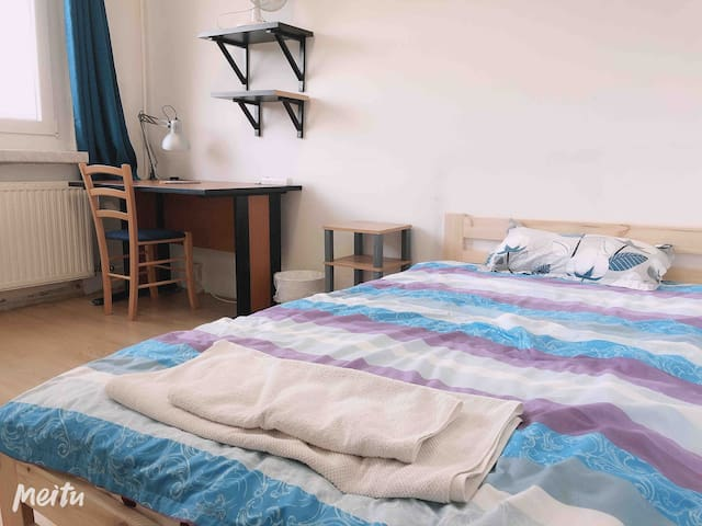 Cozy room nearby main station(Hbf)