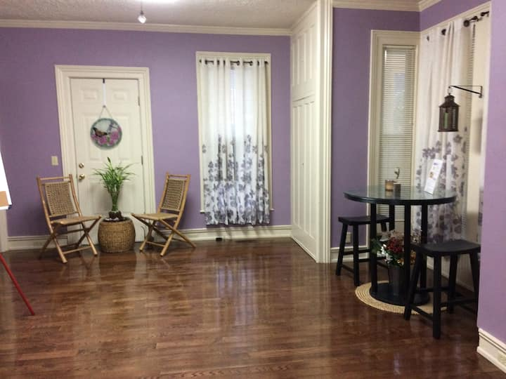 The Yoga House-Namaste' Room