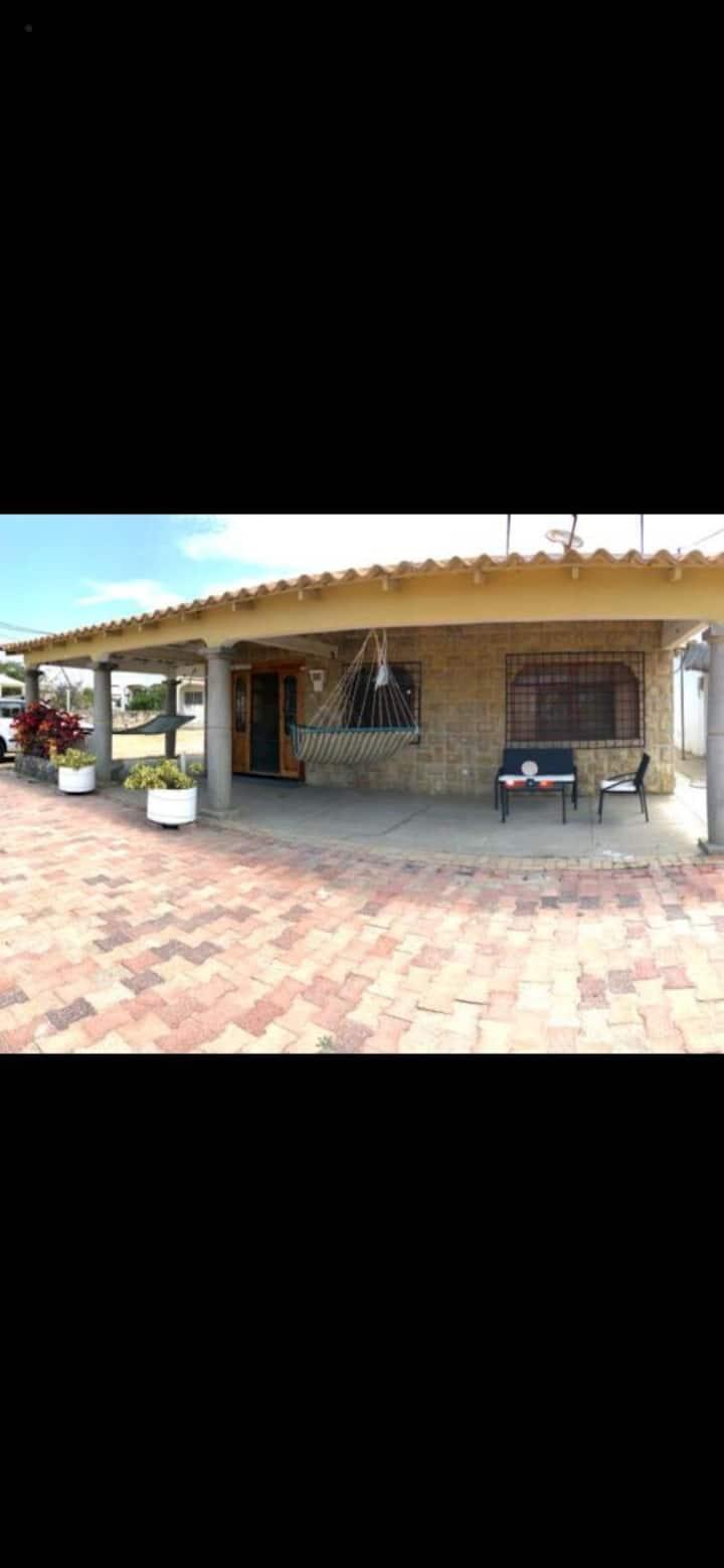 Casa en Punta Barandua a 50 MTS de la playa