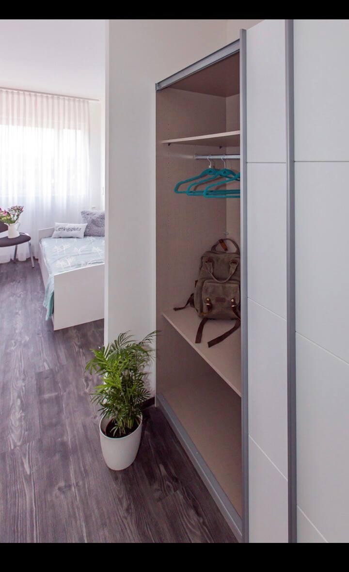 Kleine Wohnung in Uninähe