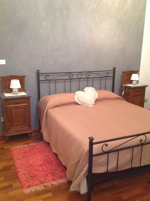 la stanza da letto/bedroom