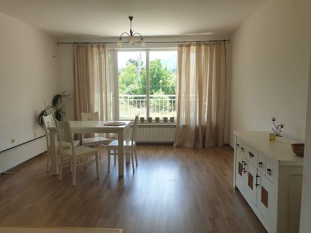 76 m2 , apartment with view to Vitosha mountain