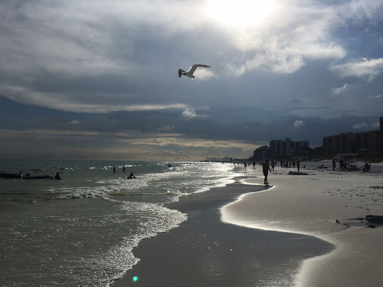 Sunset @ Miramar Beach