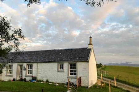 Cosy Coastal Cottage with Woodburner & Views
