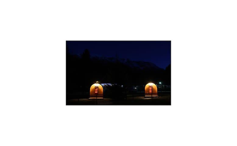 Lodge Orione - Natura, comfort, relax! - Temù - Pondok alam
