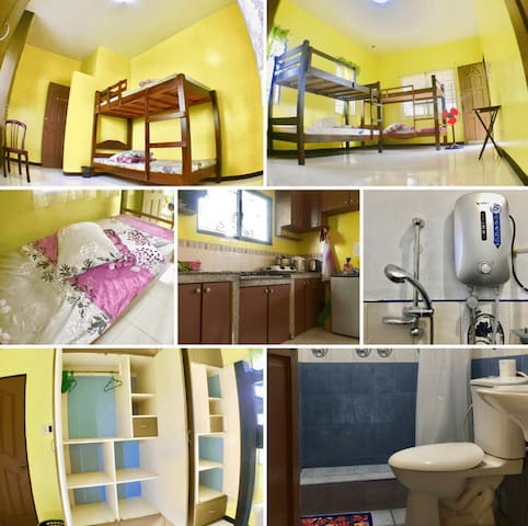 SILAY Private House 6guest available