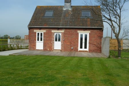 The Stables, Hollingthorpe - Bridgehampton - Hus
