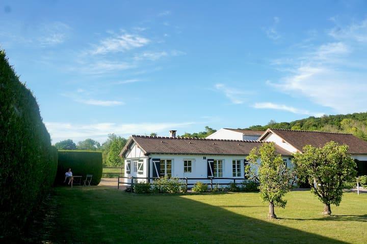 Petite Maison à colombages.