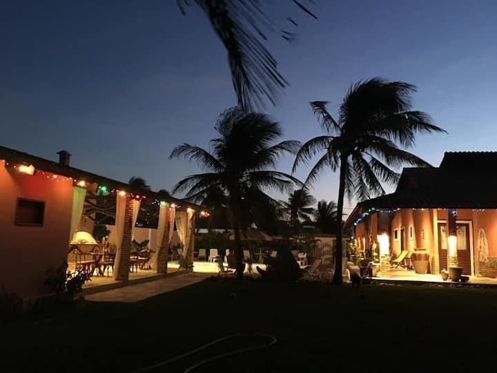 Villa Bianca Suites - Em frente a praia