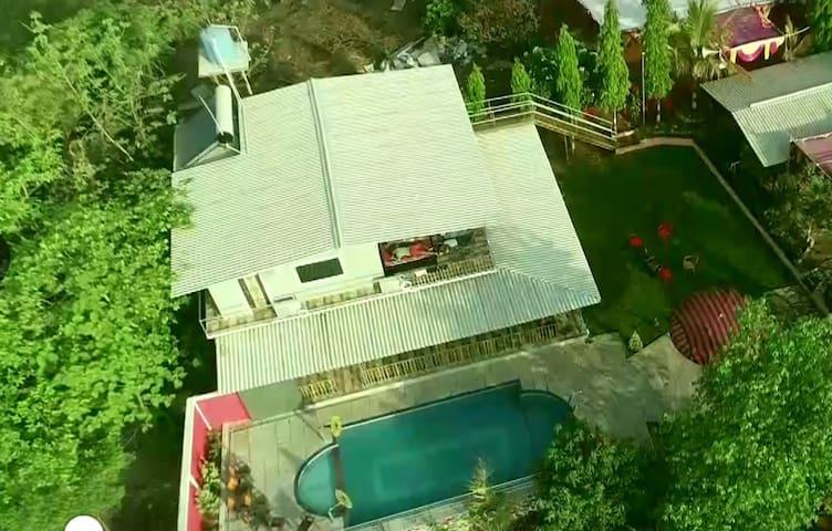 ID Villa with a Private Pool