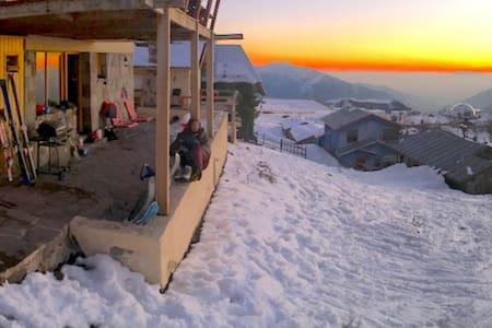 Refugio Familiar Centro de Ski El Colorado