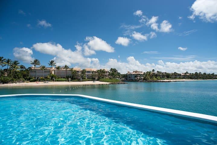 Bluescape III - Relaxed Coastal Caribbean Living