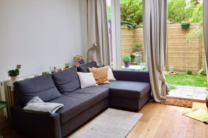 Loveable and cosy garden oasis studio