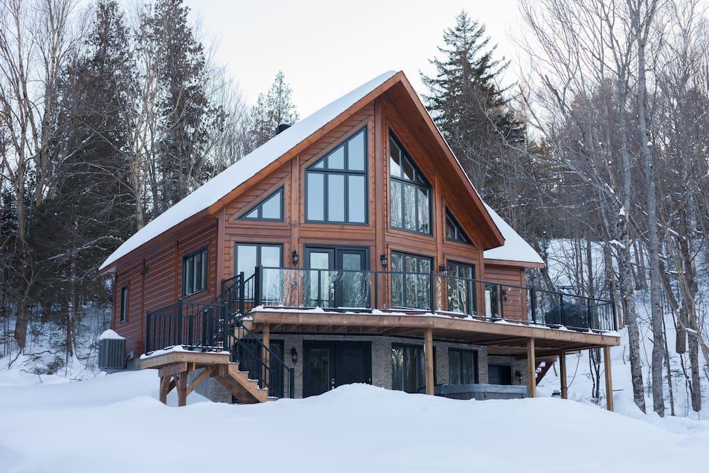 Chalets Mistral / Mistral cottages