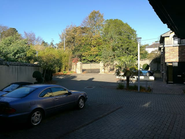 Spare room in modern 2 storey house in Killiney