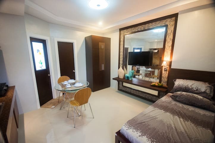 NF Davao Studio Apartment Condo - Davao City - Wohnung