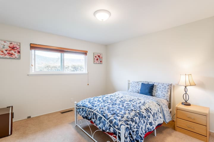 Singel house, Cozy guest rooms, Access to laundry