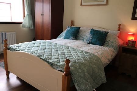 Double Room #2 - Lisburn/Banbridge - Dromore - Oda + Kahvaltı