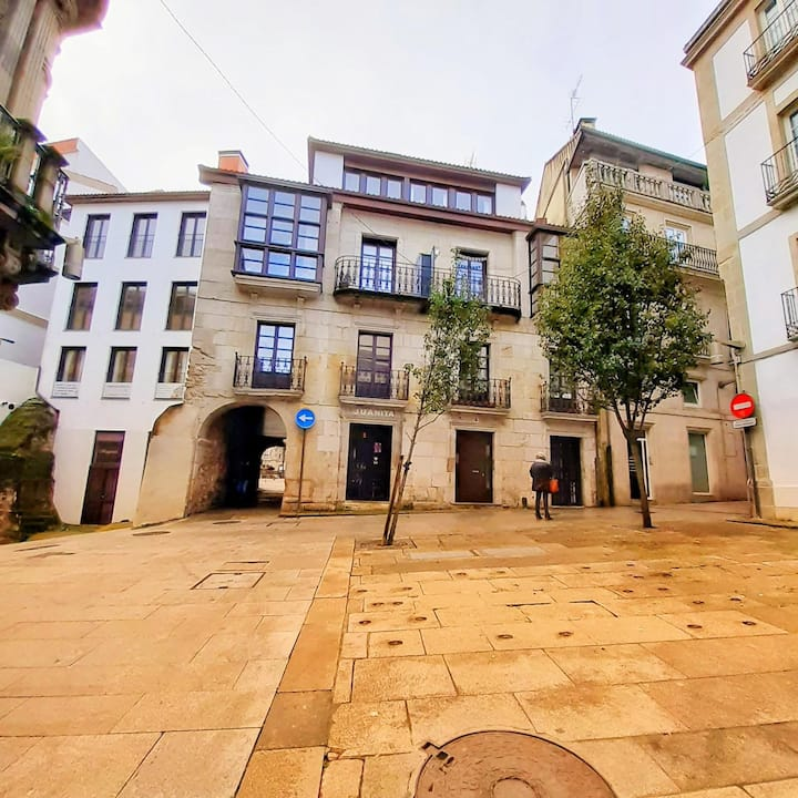 Apartamento casco histórico Vigo