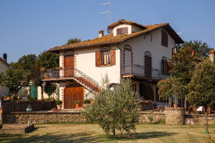 Casa in Toscana, a Monte San Savino