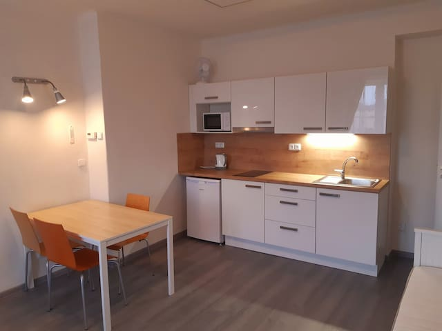 Apartment Spot B5, near Ostrava downtown & park