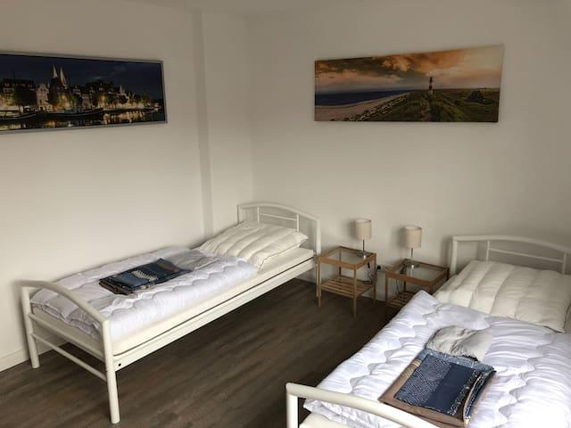 Schöne Wohnung in Lübecker Altstadt Nähe