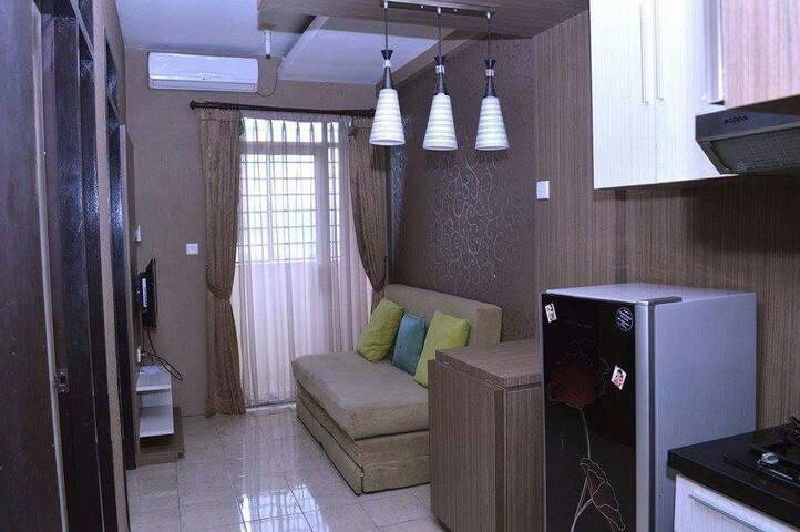 Apartemen Cimahi-Bandung for Tight Budget