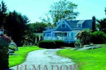 Ocean View 3 br Elmador Cottage - Rockport - House