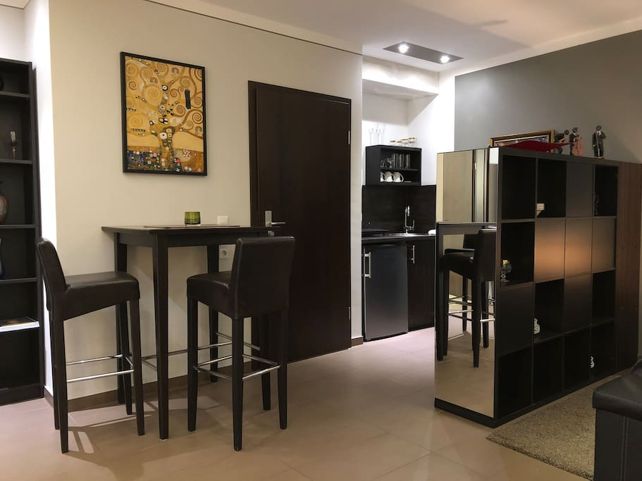 exclusives apartment city pur i appartamenti in affitto a baden baden baden w rttemberg. Black Bedroom Furniture Sets. Home Design Ideas