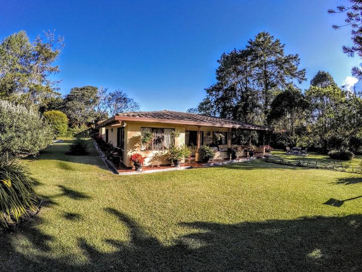 Casa de campo LA CEJA (Ant)