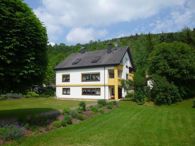 Im Herzen der Fränkischen Schweiz - Heiligenstadt i.OFr. - Appartement