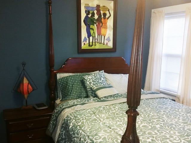 Private Cozy Room close to NYC