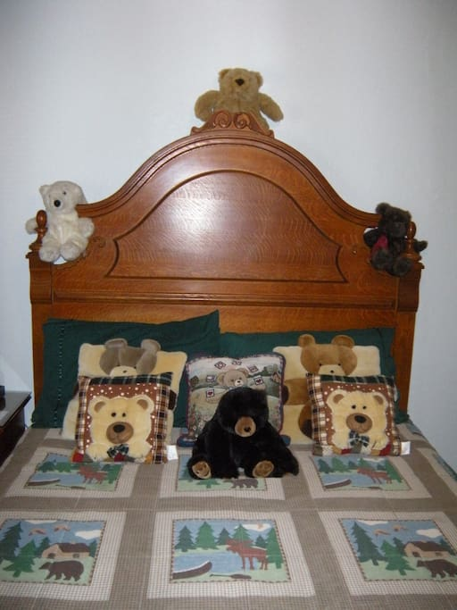 Your Bear Bedroom