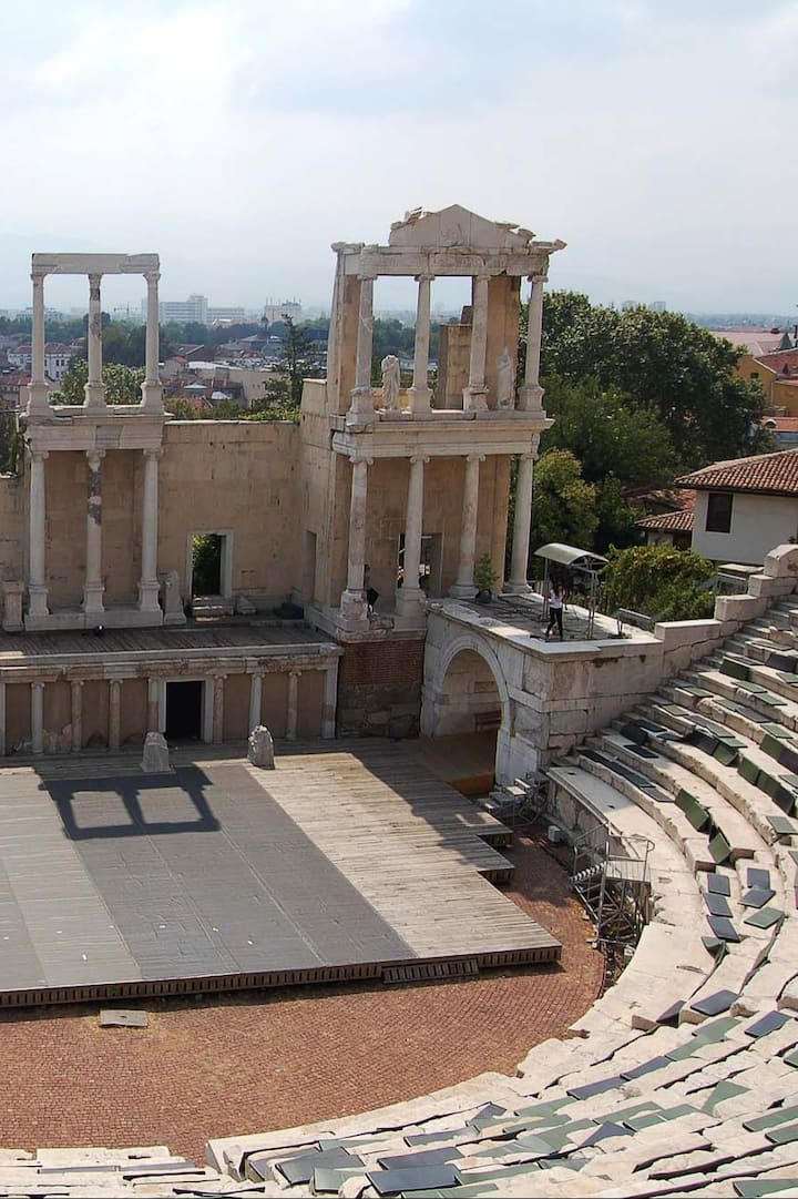 Plovdiv - Roman theater