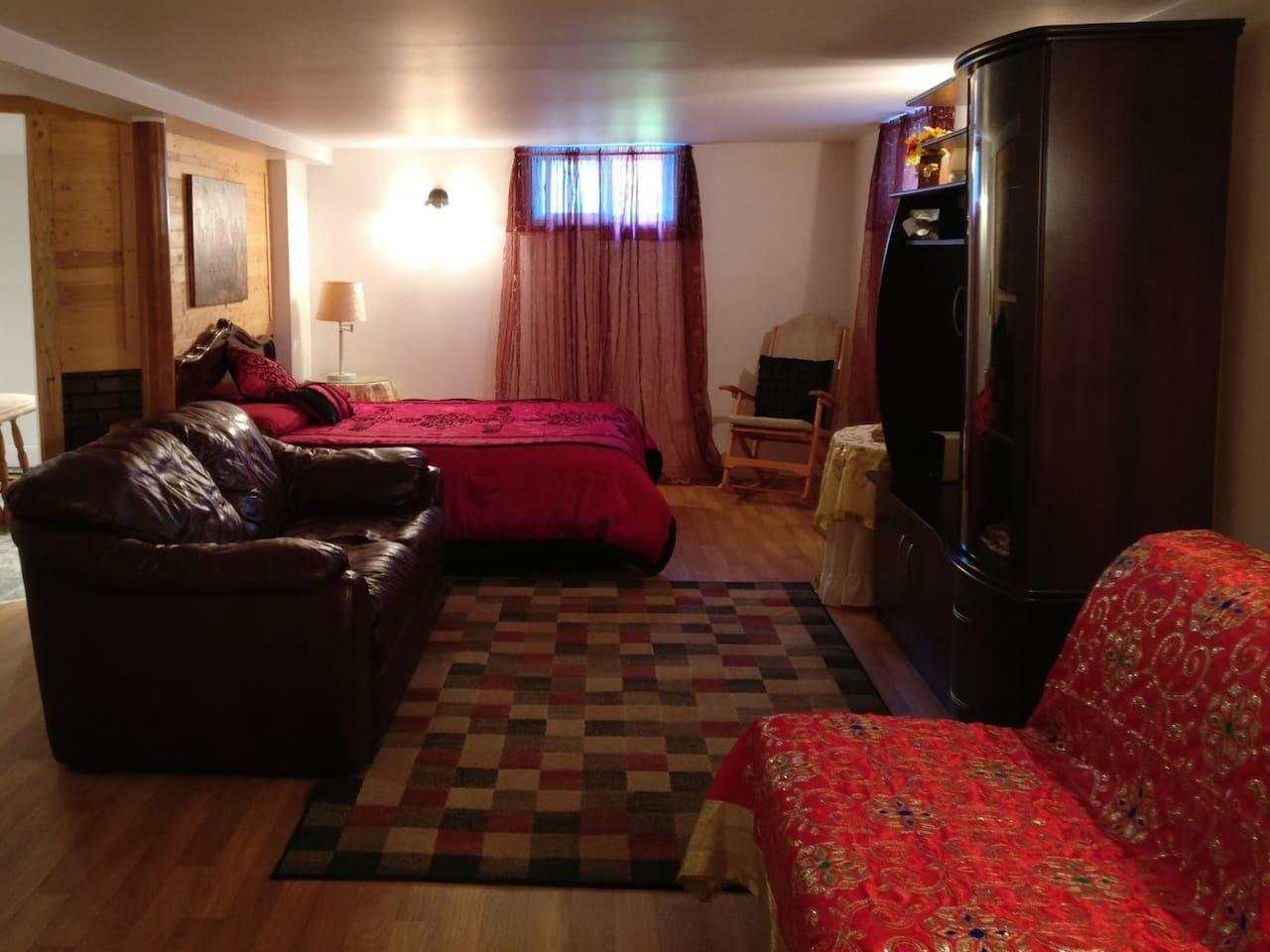 livingroom / bedroom