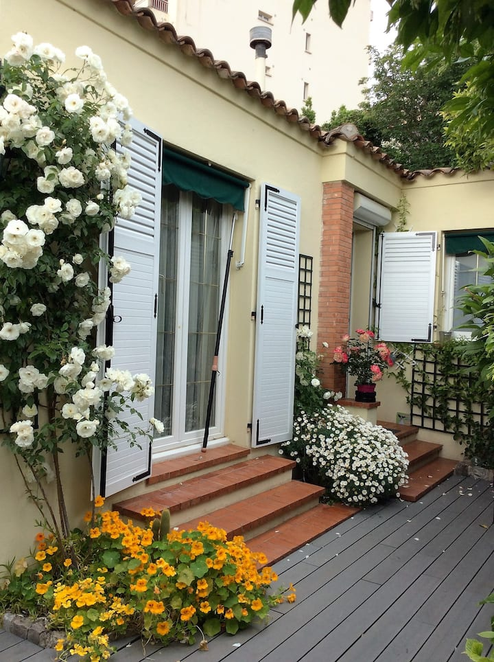 Cannes près de l'hôpital bed and breakfast privé