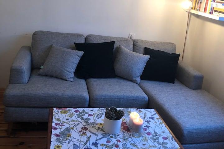 Scandinavian apartment in Kalamaja