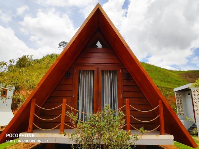 Ankroet Camp - Luxury Bungalow