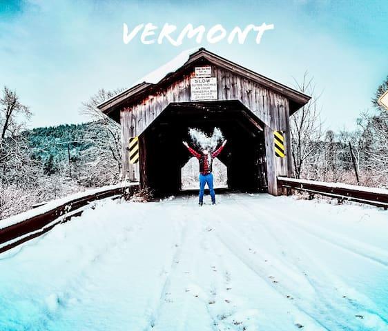 Inspiring Raw Vermont