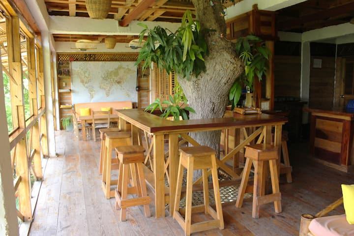 Surf Haiti Guesthouse Chambre 2