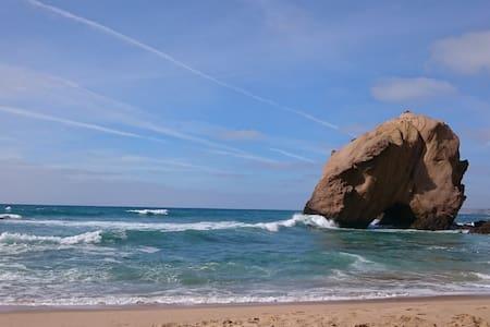 dans une petite village à 4 km de la plage - Casal da Junqueira - Dom