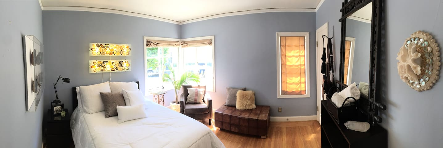 Comfortable and Convenient Private Room - San Francisco - House