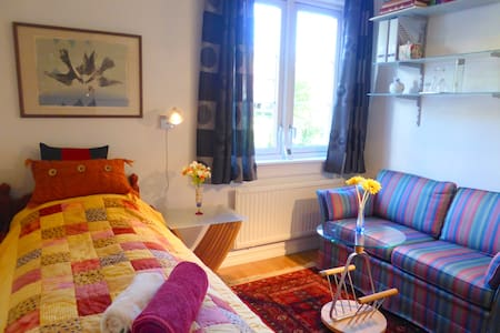 Lovely room/free parking - Oslo - Villa - 1