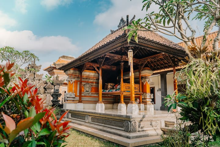 Guest House With Tropical Garden, Ubud