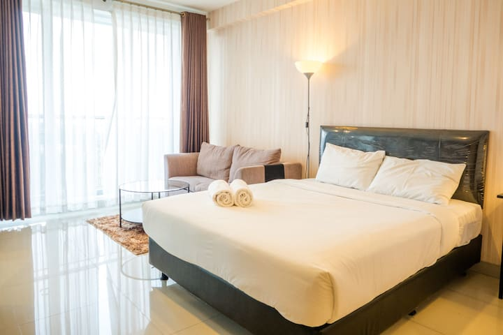 Simply Studio at Dago Suites Apartment
