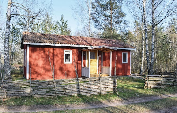 Holiday cottage with 2 bedrooms on 40m² in Blankaholm