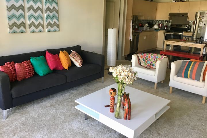 Beautiful 2BR/2BA fully furnished apartment! - Durham - Apartment