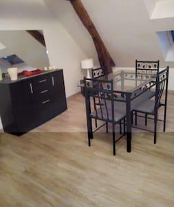 Appartement proche bord de Loire