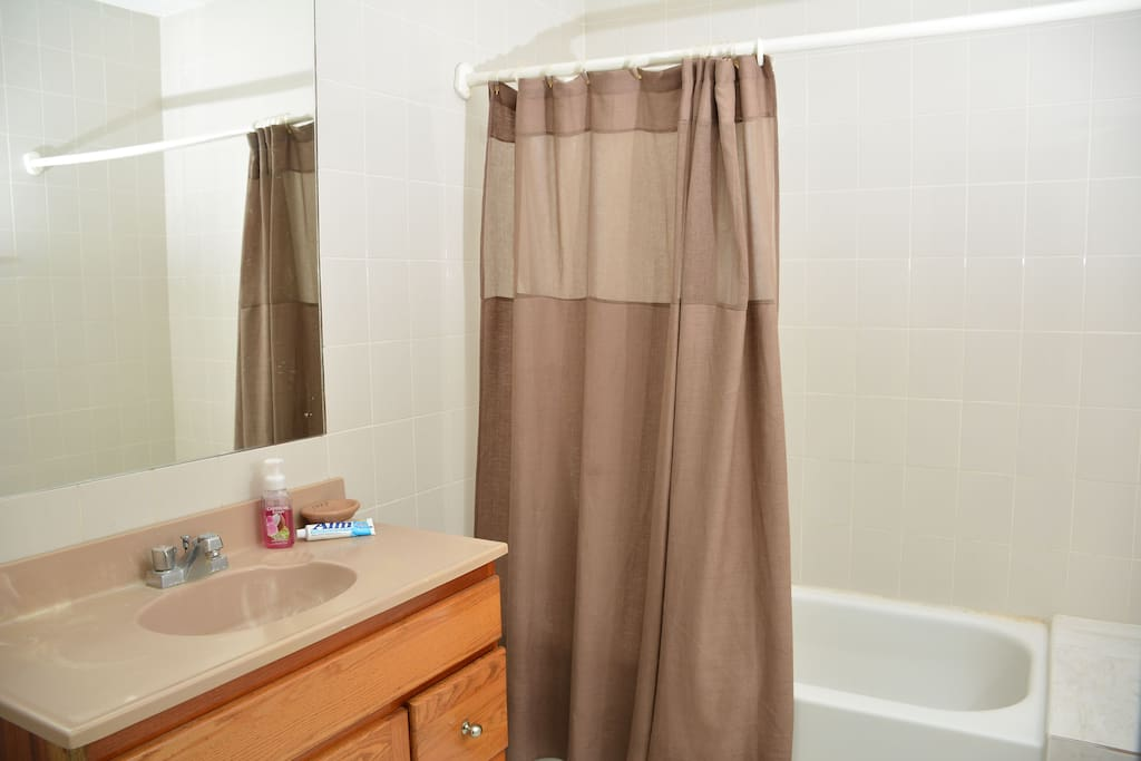 Each bedroom includes its own ensuite.
